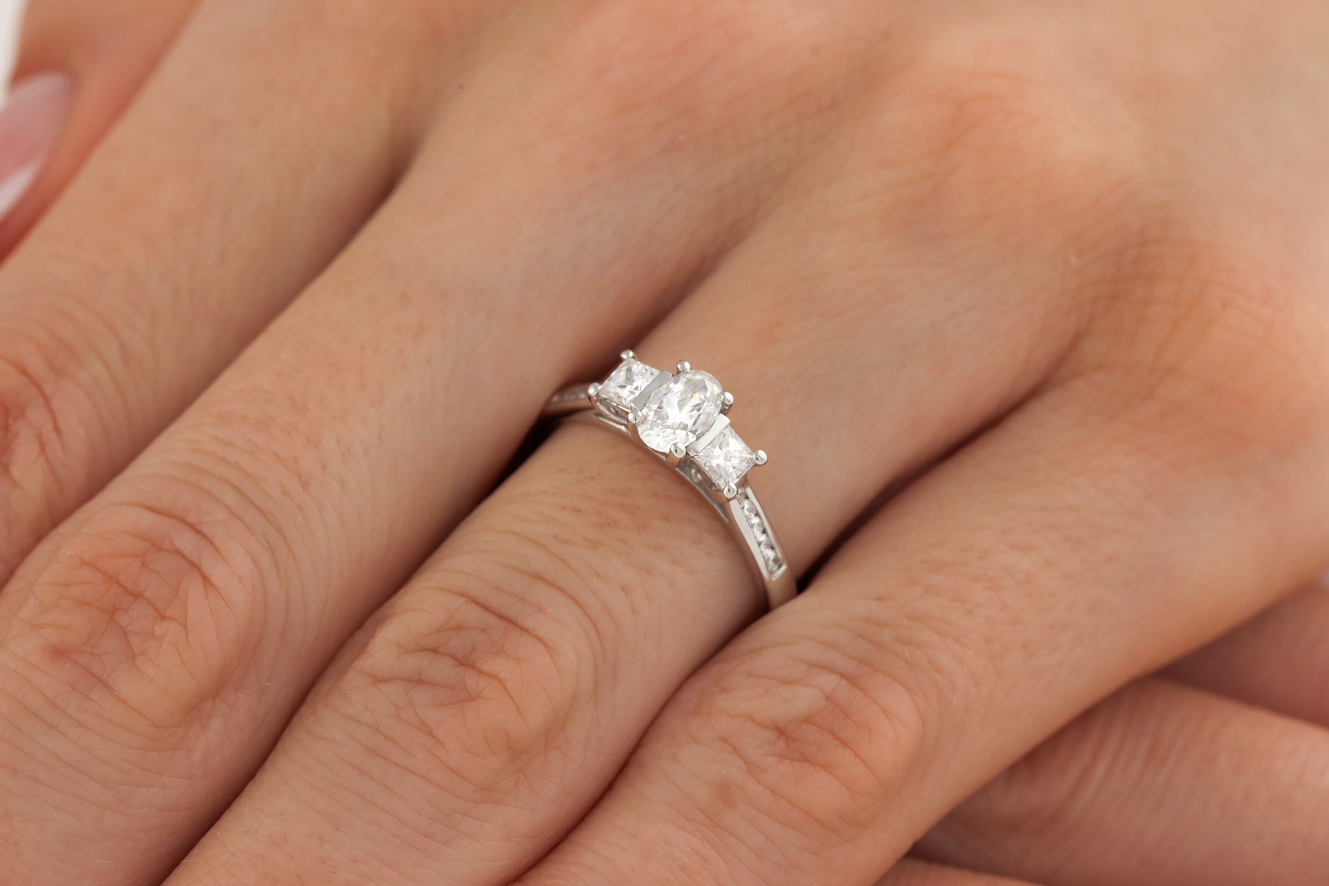 ring awesome cost engagement wedding fresh how glamorous of much williams wendy did does rings
